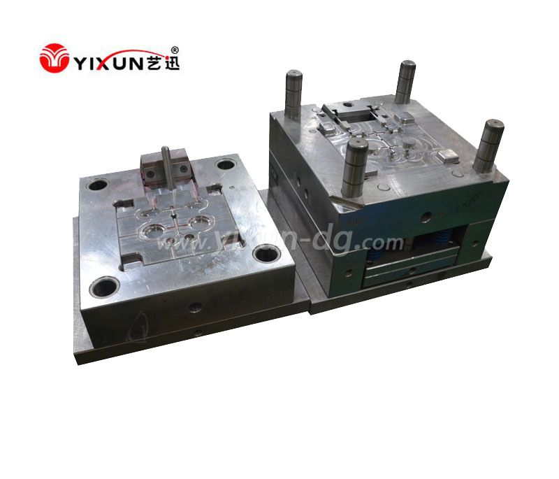 High class multi-cavities plastic injection molding tooling