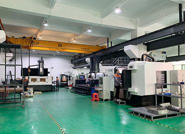 2.5M CNC 1.8M Double Head EDM