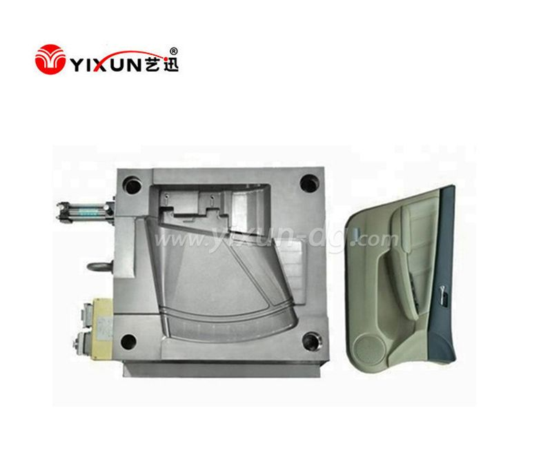 China Plastic Auto Door Handle Injection Mould