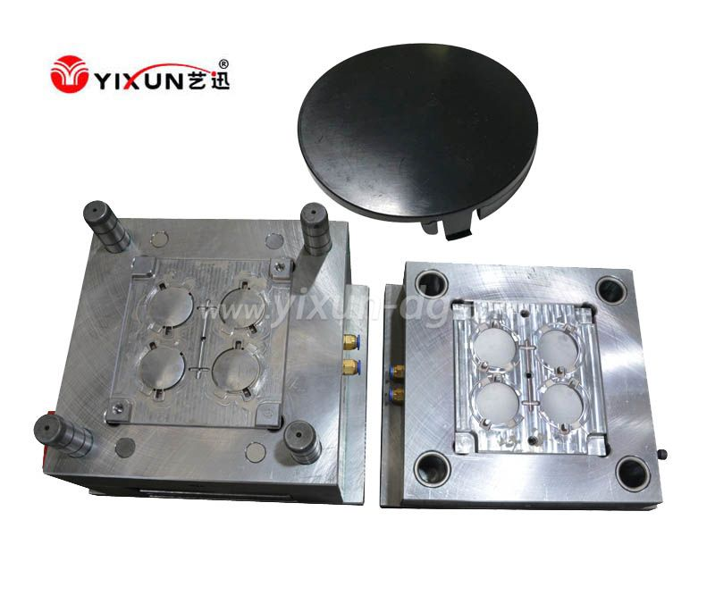 Plastic cover mould for household appliances