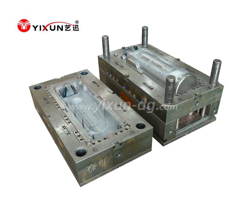Humidifier housing plastic injection mold