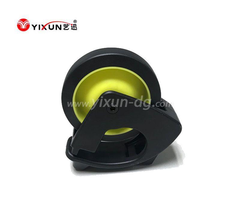 OEM custom luggage wheel plastic injection mold maker
