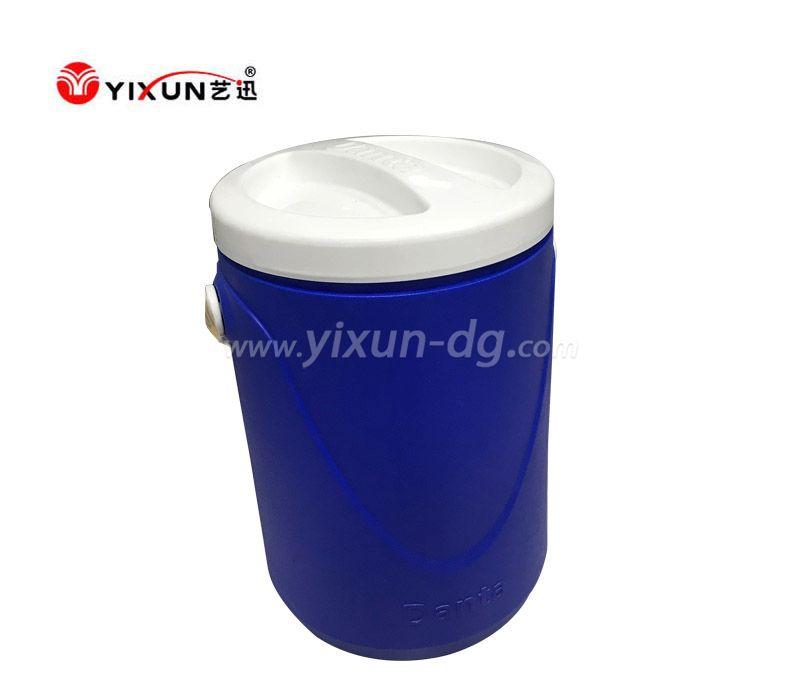 Customized big ice buckets plastic injection molding