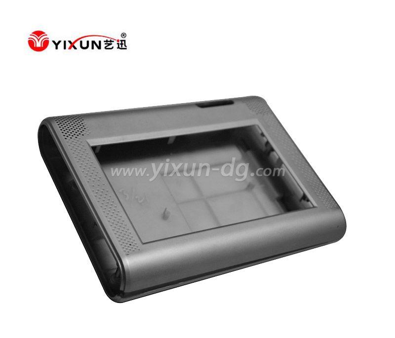 Intelligent doorbell video housing of plastic injection molding