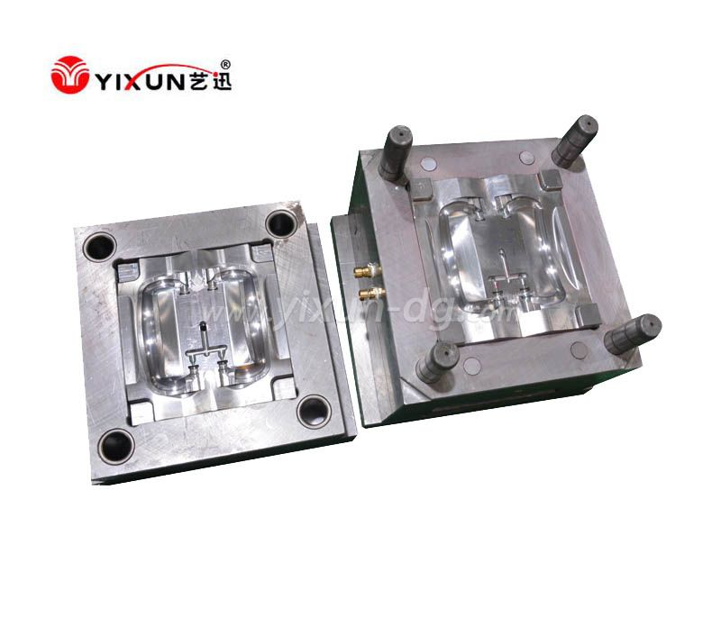 OEM suitcase toolbox handle injection mold