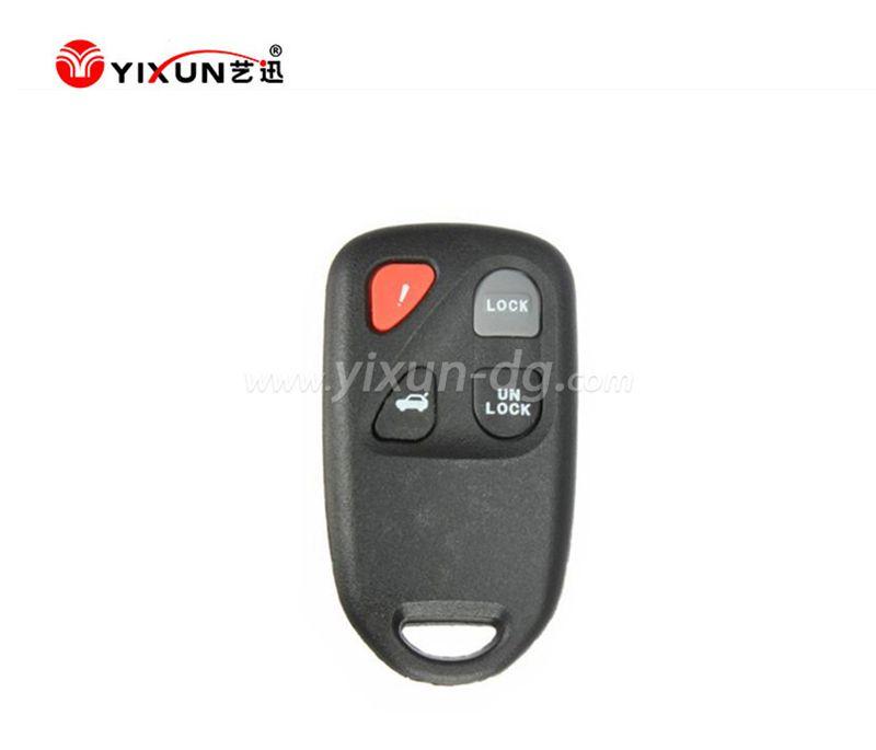 Custom Auto Car Key Cover Mold
