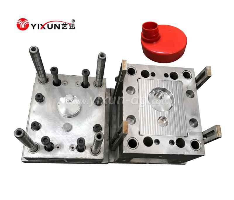 Plastic juicer blender cap mould injection mold factory