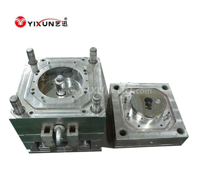 Hot runner plastic injection mould cooking pot cover water lid