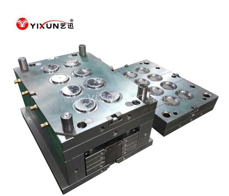 Plastic injection molding for HVAC vent ajustor