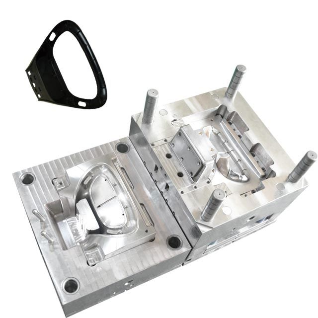 Guangdong Plastic Mold Trade Plastic Injection Mold Maker Handle Plastic Injection Mold Product