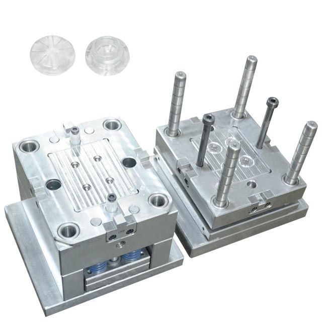 Plastic Injection Molds Manufacturer Mould For Plastic button maker