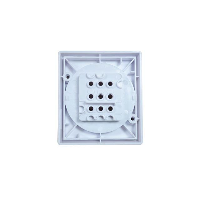 Injection Molding Plastic Electric Switch Plastic Molded Part Wall Switch And Socket