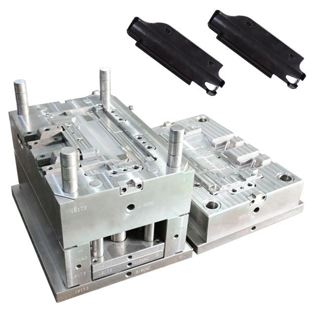 Abs Injection Molded Plastic Parts Small Part Injection Molding Mold For Plastic