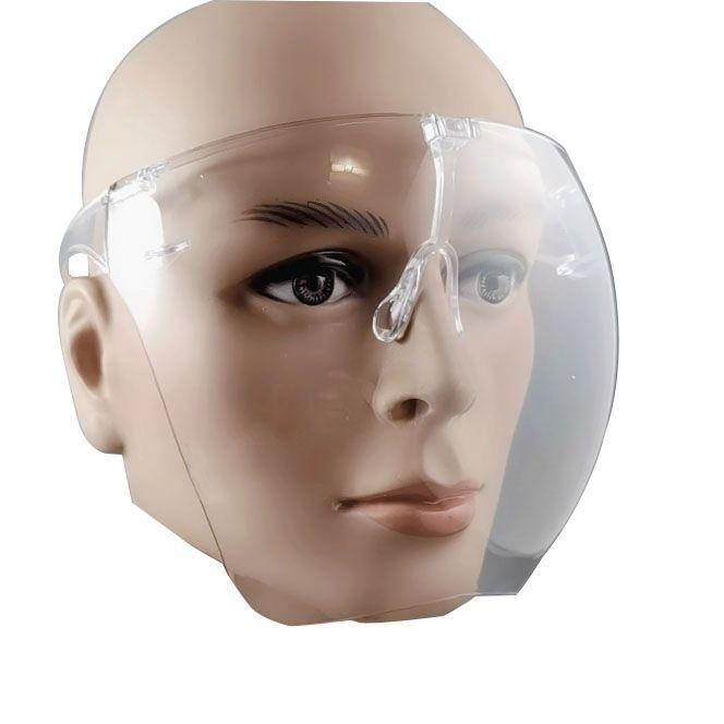 OEM Hospital Transparent Protection Equipment Splash For Medical Protective Shield  Face Visor mold