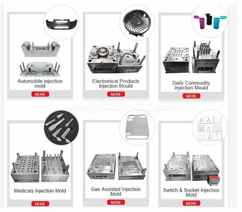 Plastic Fan Parts Mold for home appliances mold