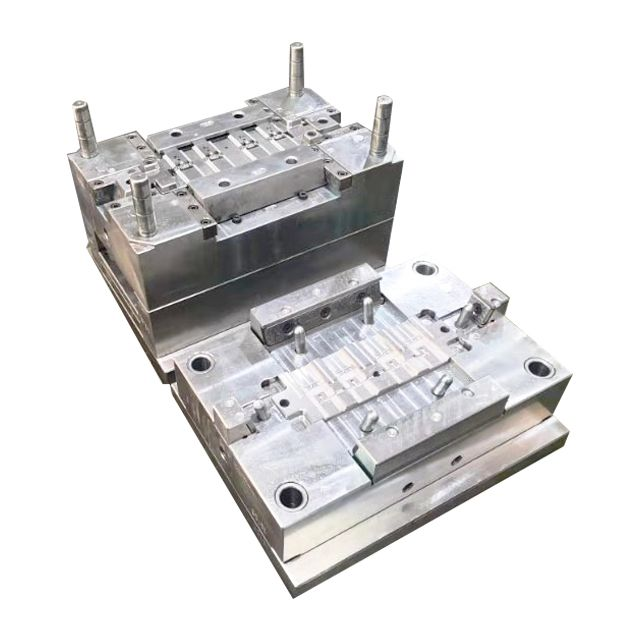 China Mould Maker For Construction Plastic Injection Molding Product Custom-Fabrication-Services