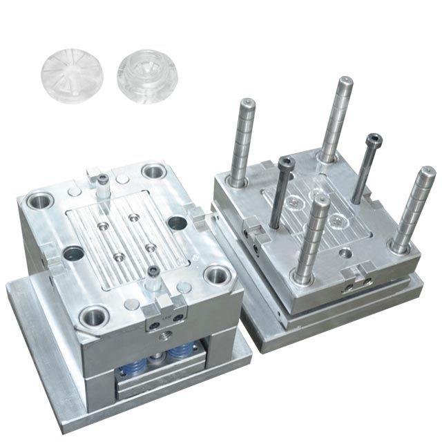 Plastic Injection Molds Manufacturer Mould For Plastic button maker